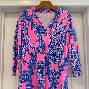 Lilly Pulitzer UPF 50+ Vero Tunic Top